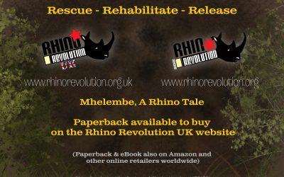 Mhelembe, A Rhino Tale – Read by Imelda Bell